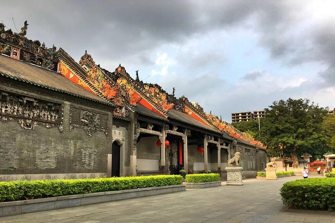 Guangzhou City and Baiyun Mountain Private Tour With the Lunch photo 4