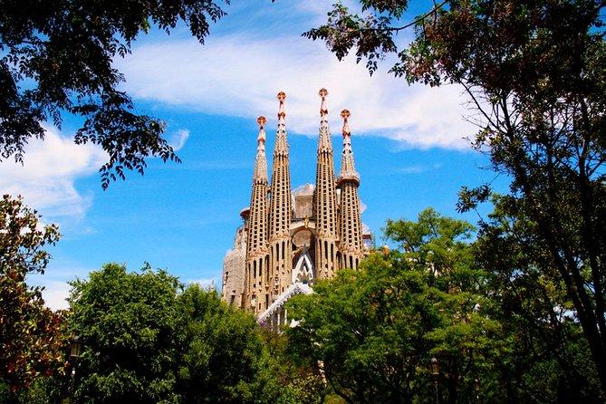 Semi-Private Tour of the Sagrada Familia