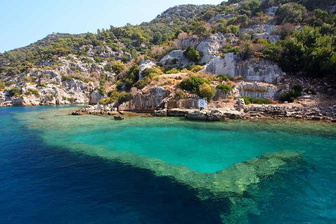 Private Kekova Tour 1 to 3 pax