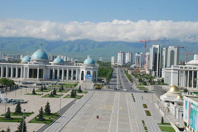 Turkmenistan 14-Day Tour