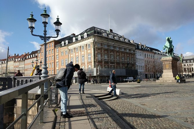 Charming Copenhagen Private Tour: Little Mermaid City Exploration Game