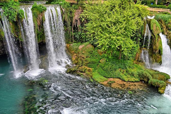 Antalya City Tour With Cable Car and 2 Waterfalls