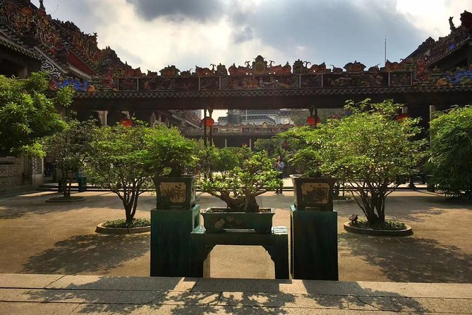 Guangzhou City and Baiyun Mountain Private Tour With the Lunch photo 8