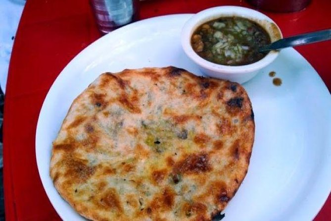 Old Delhi Food Tour With Indian Authentic Thali Meal in Haldiram