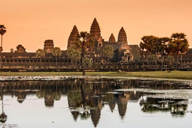 Full-Day Private Tour in Angkor Wat