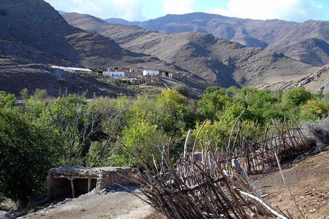 Nuratau home stay observe and live the Uzbek rural life