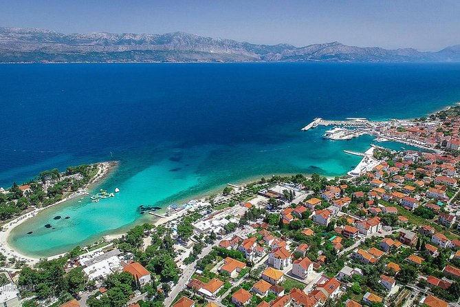 One day excursion on the island Brac
