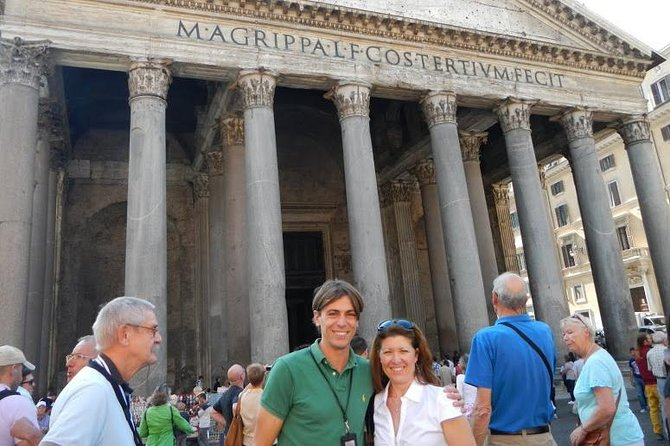 Full day Rome Walking Tour 6 Hours with Official Tour Guide Save the Money