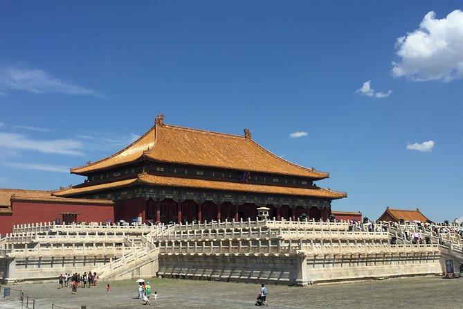 Forbidden City and Huanghuacheng Great wall