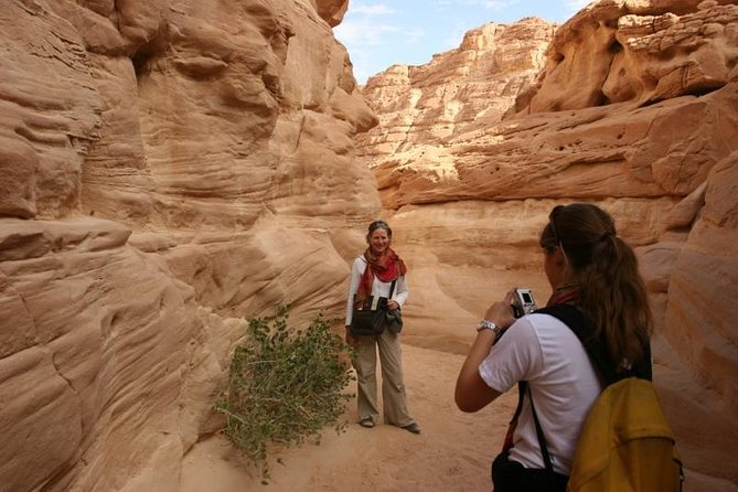 Private Tour to Saint Catherine Monastery , and Colored Canyon by Jeep
