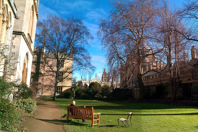 Inspector Morse Filming Locations Walking Tour in Oxford PUBLIC tour