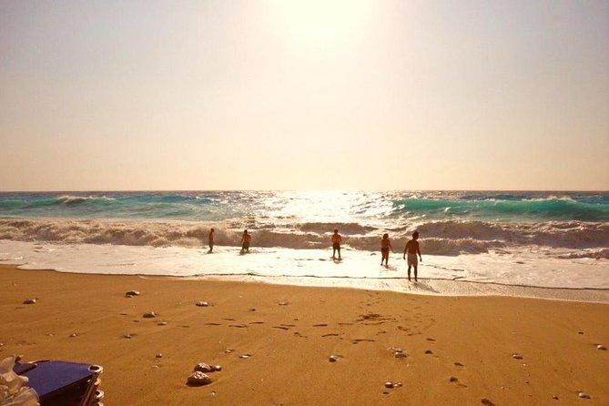 Full day Scuba Diving (PADI) & Beaches of Lefkada Private Tour