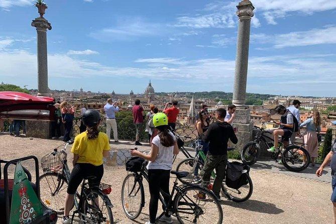 Bike tour higlights of Rome