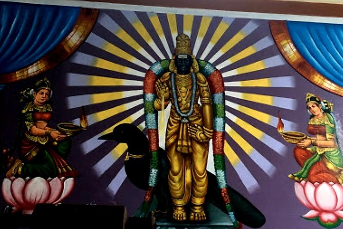 Sacred Pilgrimage Tour - Saturn in Thirunallar from Tiruchirappalli photo 8