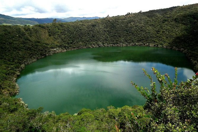 Tour Privativo à Lagoa Guatavita
