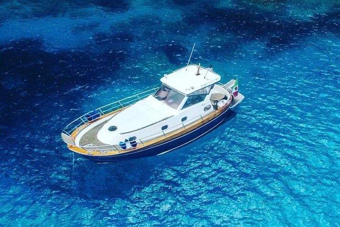 Capri Tour with Blue Grotto