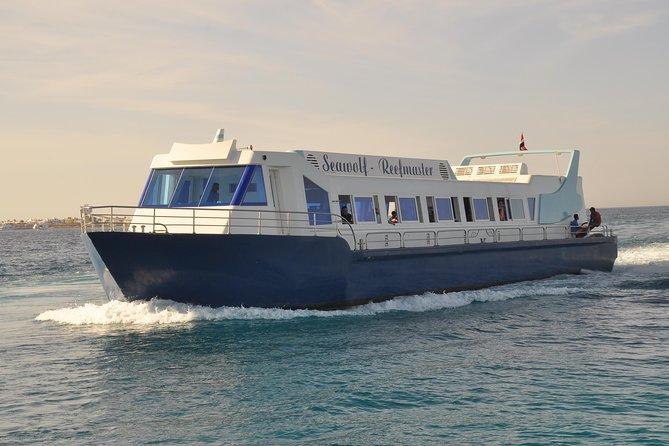 Sea Wolf Half-submarine Sea - Excursion - Hurghada