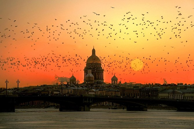 Saint Petersburg Full-Day City Discovery Shore Excursion