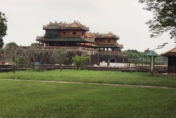 Hue City Imperial Royal King Tomb Private Tour from Hue