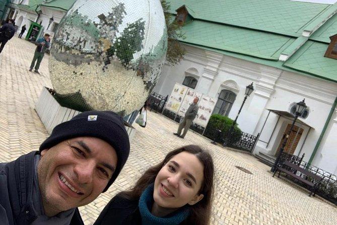 Kiev Pechersk Lavra and WWW2 museum