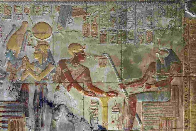 Dendera Abydos from hurghada