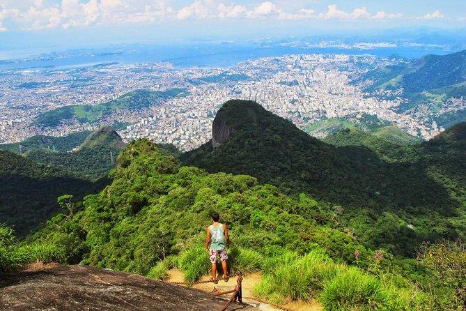 Tijuca Peak Hiking Tour - Rio de Janeiro by Rio Eco Trip