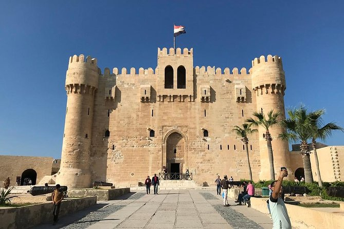 Full-Day Private Tour: Historic Alexandria From Cairo