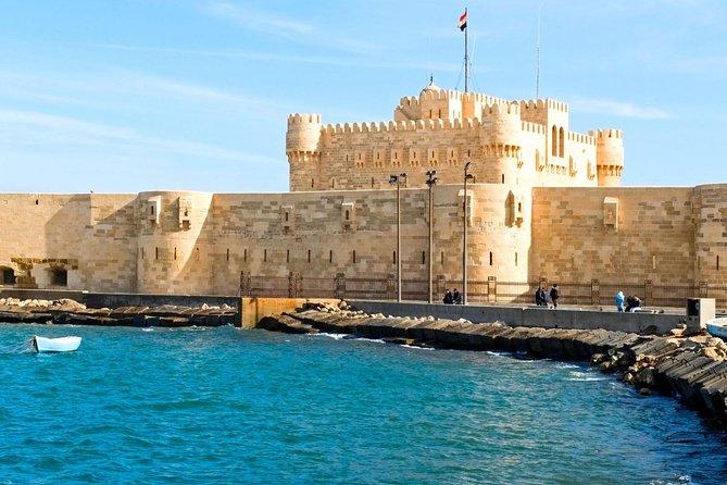 Private Guided Full-Day Tour To Alexandria From Cairo Including Lunch