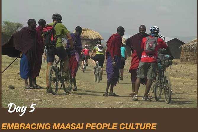 11 Days Cycling Mount Meru And Kilimanjaro Slopes