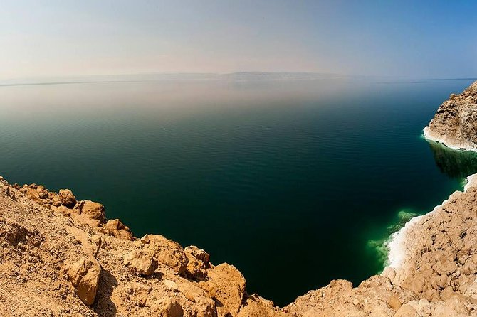 One Day Dead Sea - Ma'daba - Mount Nebo Tour from Aqaba