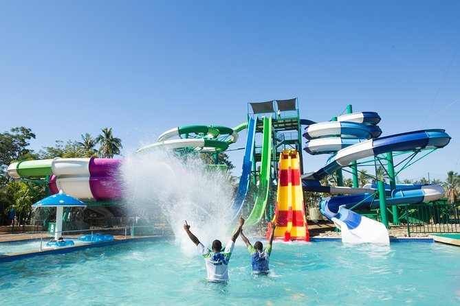 Skip the Line: Big Bula Waterpark Full Day Ticket