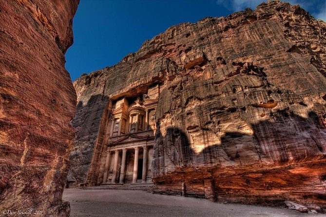 One Day Petra & Wadi Rum from Aqaba