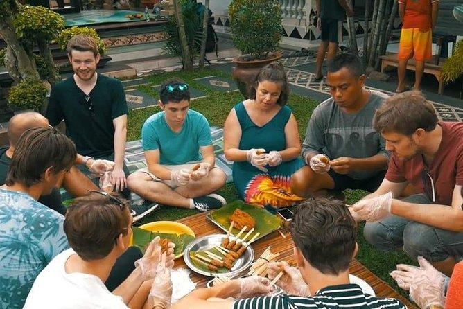 Backyard Balinese BBQ