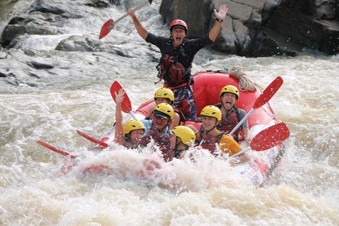 White-Water Rafting adventure