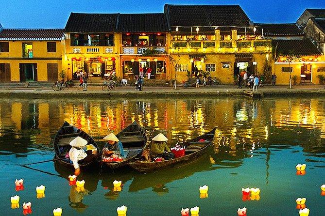 Danang - Hoian from Tien Sa cruise harbor