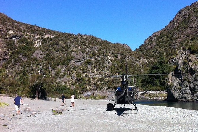 World Heritage Volcanic Safari & Alpine Landing Helicopter Scenic Flight