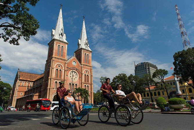 Saigon Day Tour from Saigon cruise harbor