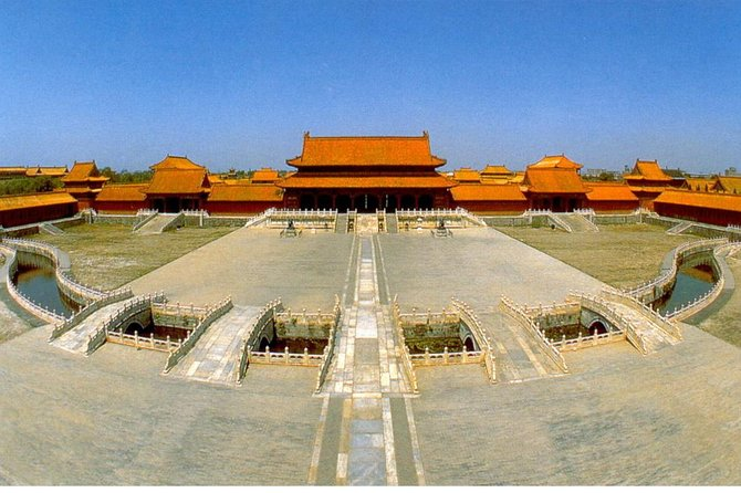 Beijing Highlights Tiananmen square & Forbidden City & Mutianyu Great Wall