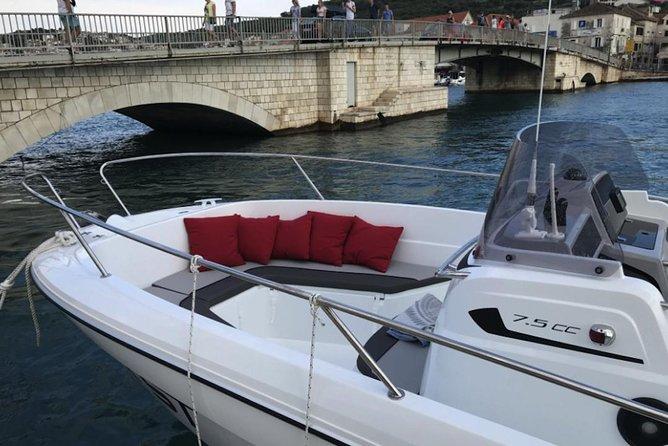 Hvar & Blue Lagoon, Private speedboat trip from Split