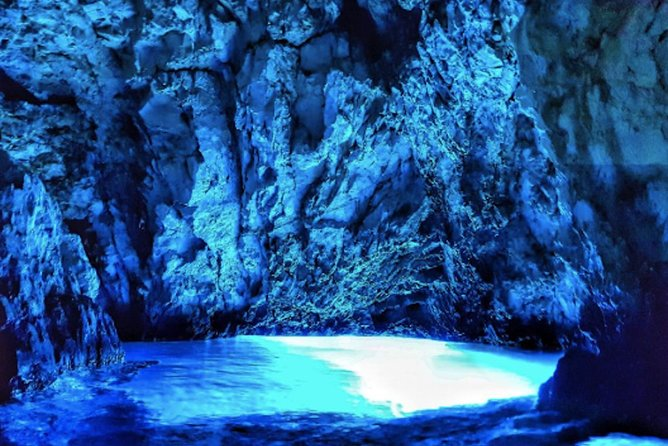 Private Mystic Blue Cave tour from Split