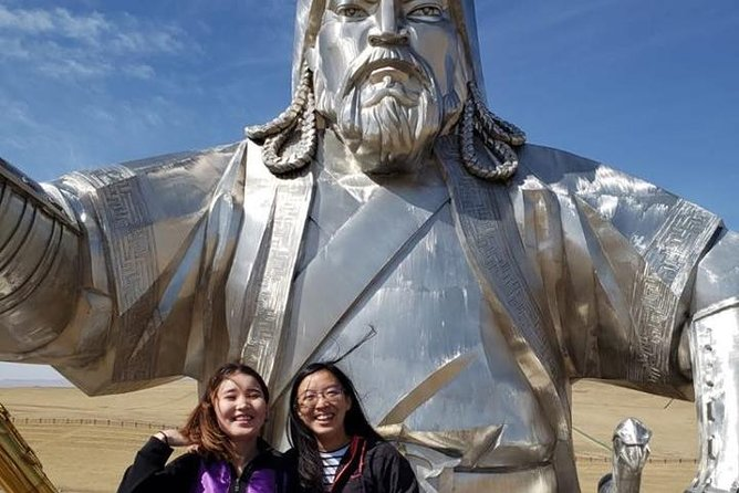 2D,1N Two National Parks Khustai, Terelj and Ginggis Statue Mongolia