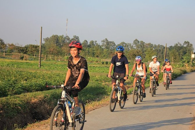 Bicycle Tours Hanoi City & Countryside Full Day
