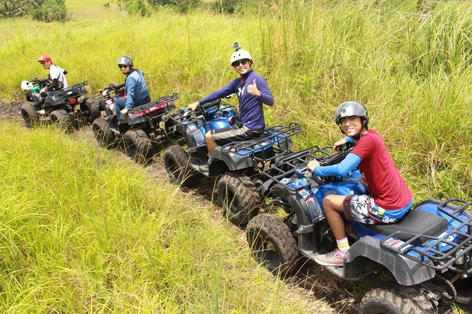 Green Lava Trail - Mayon ATV Adventure