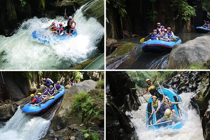 Melangit White Water Rafting
