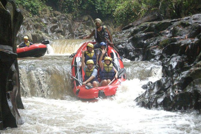 Melangit River Rafting and Hidden Canyon Beji Guwang Trekking