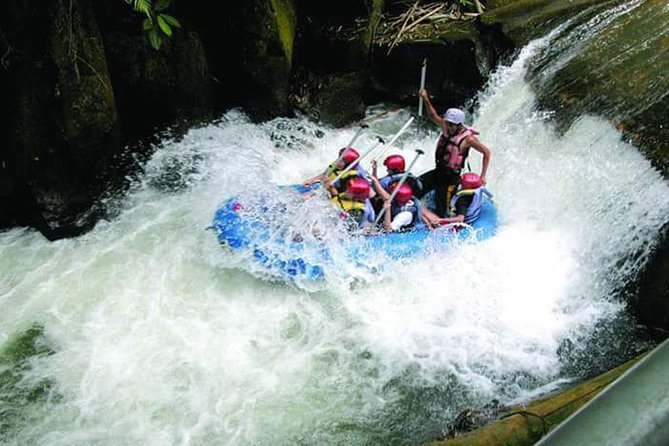 Melangit River Rafting Adventure