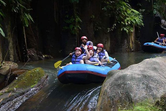 Melangit River Rafting and Blue Lagoon Snorkeling Packages