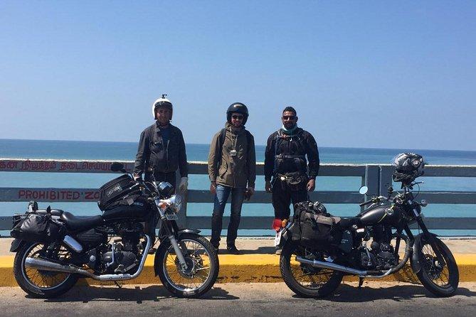 8 days Motorcycle tour from Chennai to Coromandel Coast on Royal Enfield