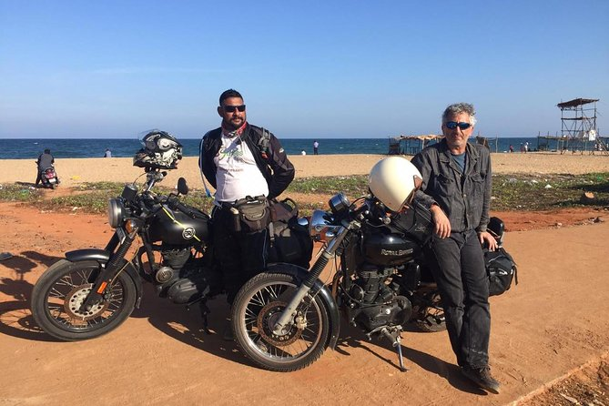 12 day Motorcycle tour of Western Ghats from Bangalore with escort rider
