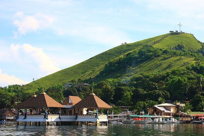 Coron Town Tour With Maquinit Hot Springs Private Tour